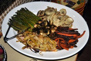 Grilled & Roasted Veggies