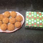 Carrot-Apple Sugar-Free Muffins & The Giving Plate