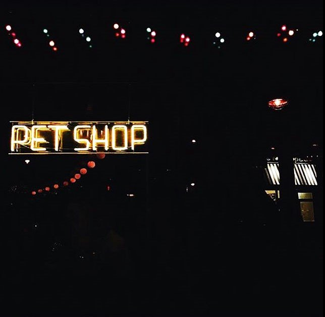 The Pet Shop – A Local Hip Veg Bar/Eatery in Jersey City, New Jersey