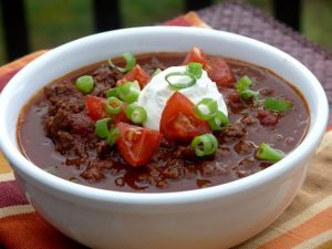Mole-Inspired Chili - The Veganifaction Way