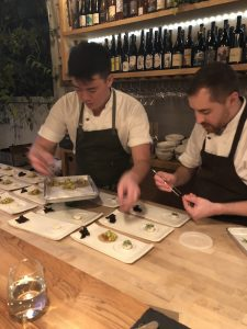 Portland Vegan Tour Series Part 1 – Farm Spirit – Truly A Gustatory Evening That Delightedly Spoke to Every One of My Senses