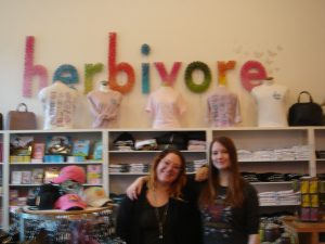 Herbivore Clothing's Personable & Knowledgeable Staff