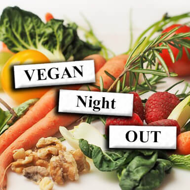 Vegan Night Out by Veganification®